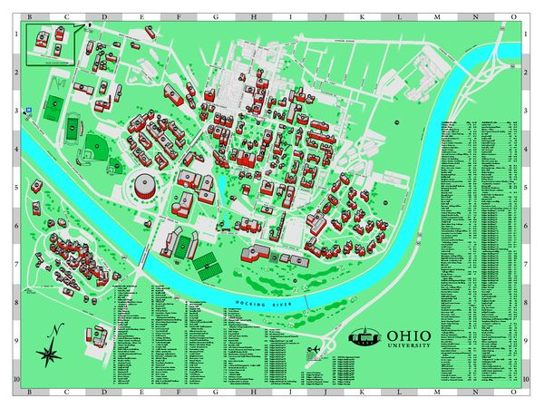ucm campus map with ucm campus map