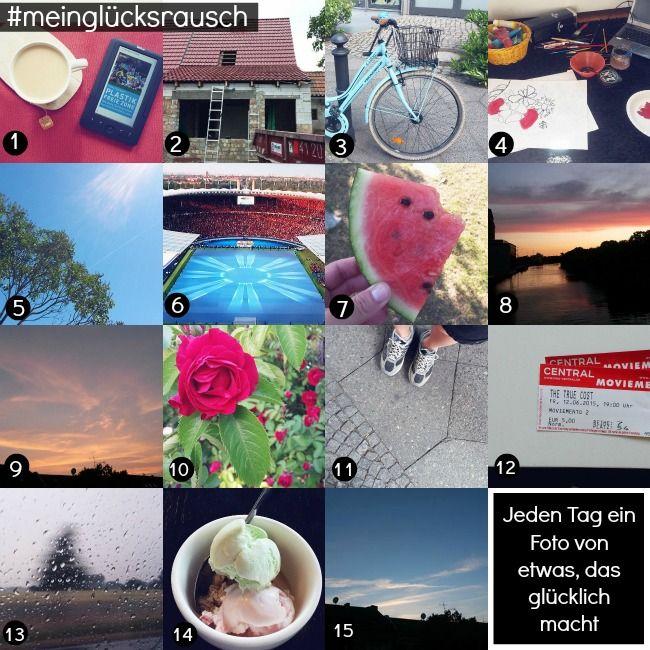 #meinglücksrausch // Mrs Kings Castle: Instagram Mittwoch - Glückstagebuch bei Instagram