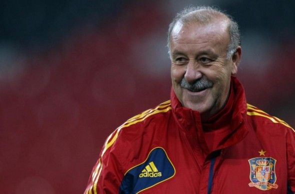 Top 10 Football Manager - Vicente Del Bosque. #DFK