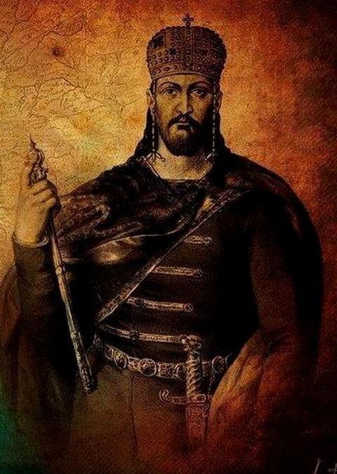 Stefan Dusan, Rey de Serbia (8)