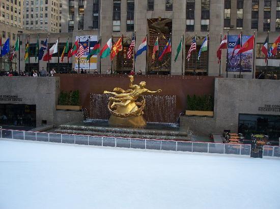 232 best Rockefeller Center, New York images on Pinterest ...