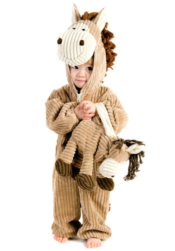 Cute horse costume
