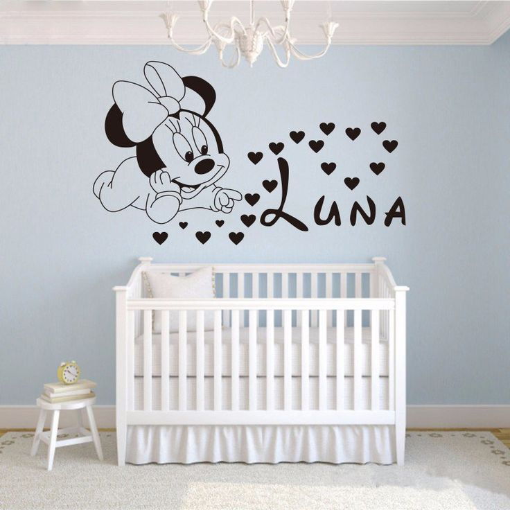 21 best Mouse Fanatic Wall Stickers images on Pinterest ...