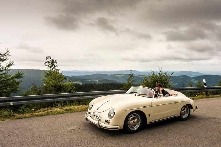 Porsche 365 cabriolet Black Forest
