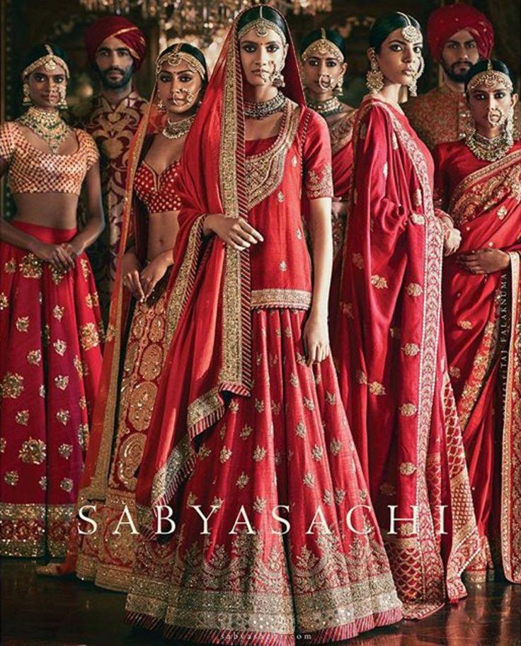 Sabyasachi Mukherjee Heritage Bridal 2016 #indianfashion #indiancouture