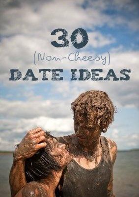 Non-Cheesy Date Ideas