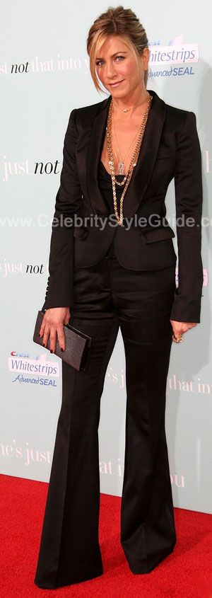 Burberry PantSuit...cool, sexy, and classy