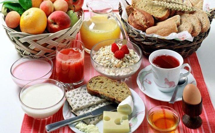 Низкокалорийный завтрак: вкусные рецепты