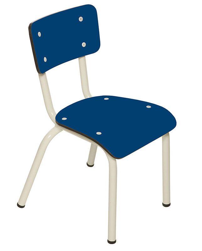 Sedia per Bambini Blu Cobalto