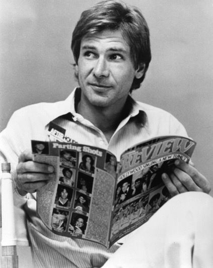 """Harrison Ford/••••worked as a carpenter before he got the """"Star Wars"""" gig, and between projects.//Indiana Jones in several of his action films; Regarding Henry; a couple of Dr Jack Ryan movies; """"Air Force One"""" and """"The Fugitive"""" and some I've probably forgotten!"""