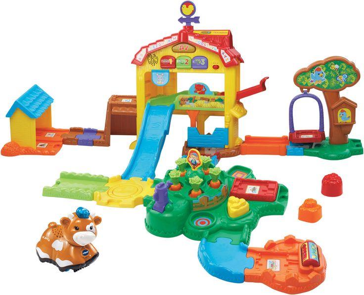 vTech Tip Tap Baby Tiere - Bauernhof » Jetzt online kaufen ✔ versandkostenfrei ab 19€ ✔ Große Auswahl an VTech Spieluhr ✔ Schnelle Lieferung (1-2 Tage) ✔