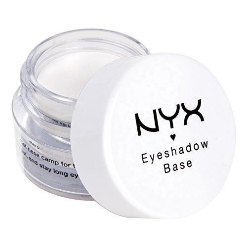 NYX Cosmetics Eye Shadow Base White 0.25 Ounce