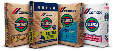 Registered Trademark : Cemex owns registered trademark of Cemento Tolteca. In many markets, especially in markets where cement is the commonly used material, cement is sold as a brand name product in bags. According to the company, cement is primary retail product in Mexico. So, a strong brand identity and brand positioning is required. Thus, registered trademark of Mexico's popular cement brand will help in brand positioning.