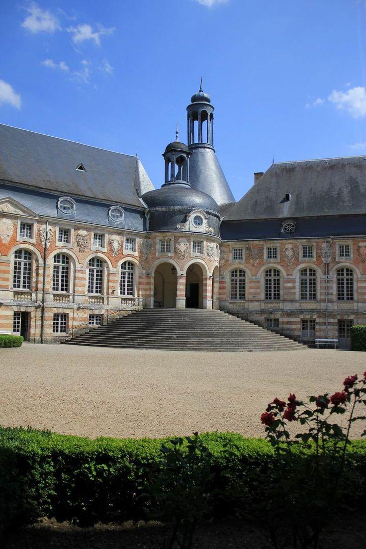 Château de Saint Fargeau - Bourgogne