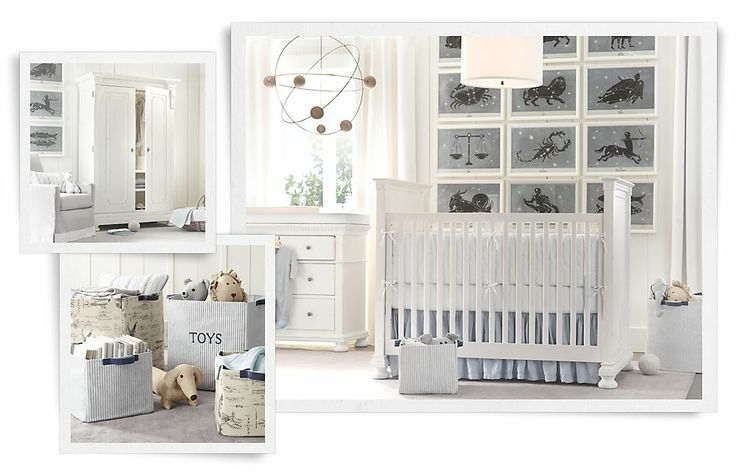 Constellation art Rooms | Restoration Hardware Baby & Child