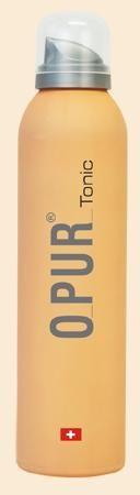 O_PUR_Tonic  Bei O_PUR_Tonic handelt es sich um einen schonenden, pflegenden und porentiefen Reinigungsbalsam. Wirkt erfrischender und in die Tiefe. Durch die Kombination von Aloe Vera, Hamameliswasser und Sauerstoff ist O_PUR_Tonic besonders zur Beruhigung von strapazierter Haut (z.B. nach dem Sonnenbad) geeignet. Aloe Vera gibt der beanspruchten Haut Pflege.  Aufgrund der schonenden Wirkungsweise ist O_PUR_Tonic auch für Kinder, Polyallergiker und Neurodermitiker geeignet.