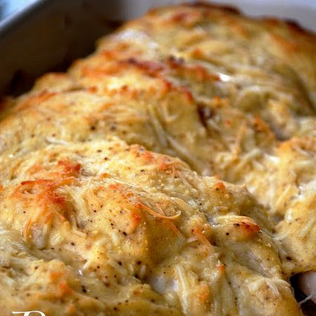 Parmesan Chicken Bake - tried this and it was delicious!