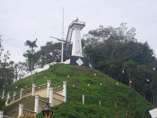 Bukit Puteri lighthouse [1909 - Kuala Terengganu, Terengganu, Malaysia]