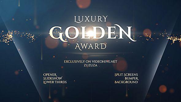 Luxury Golden Award