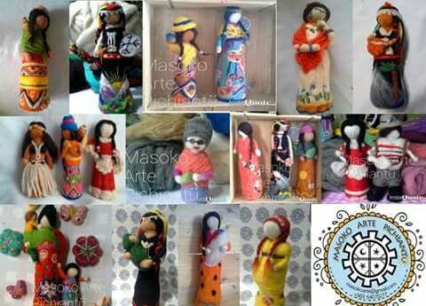 Muñecas de vellon