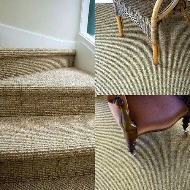 St Remy sisal suits the rustic charm of country living,  the natural fibre gives this country home an air of elegance while still being practical. #sisal #carpet #countryside #countryliving #naturalfibre #sourcemondialNZ