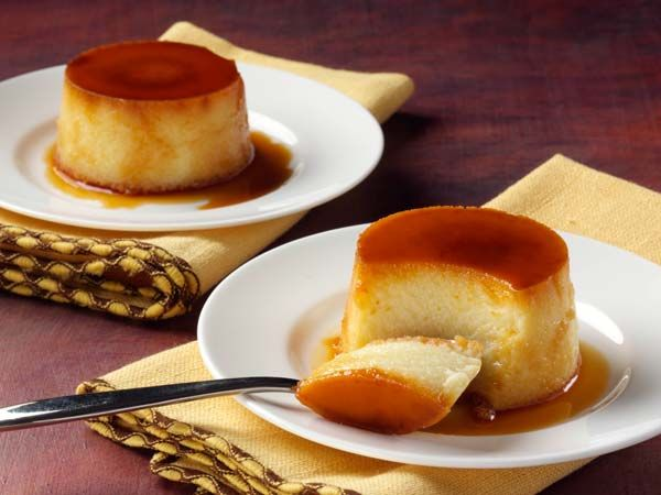 Cuban Coconut Flan