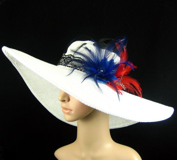 Dress Wide Brim Hat Outrageous Beautifulhats