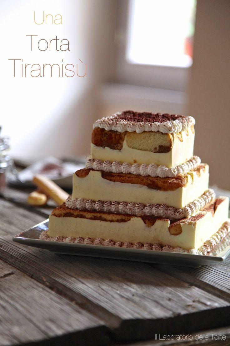 Torta Tiramisù | Il Laboratorio delle Torte