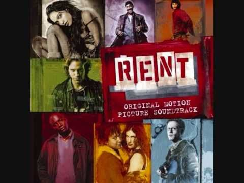 Since I first heard it in 2005, this has been my ultimate favorite love song.  Rent - 13. I'll Cover You (Movie Cast) - YouTube