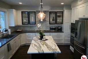 Contemporary Kitchen with Hardwood floors by Mr Cabinet Care | Zillow Digs