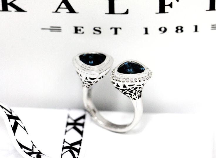 Custom design dress ring by Kalfin Jewellery #diamonds#dressring#custommaderings#jewellers#diamondringsmelbourne#engagementringsmelbourne#cbdjewellers#melbourne#designerjeweller#wholesalejewellers#cityjewellers#wedding#collinsstjeweller#fashionista#gemstone#love www.kalfin.com.au