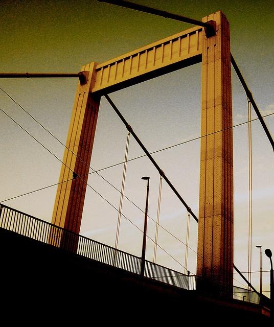 Erzsébet-bridge (Budapest)