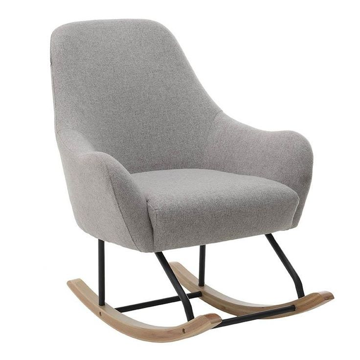 Rocking Armchair - Chairs - FURNITURE - inart