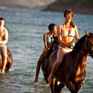 The Best Honeymoon Destinations for Active Couples - The Caribbean #travel #activities