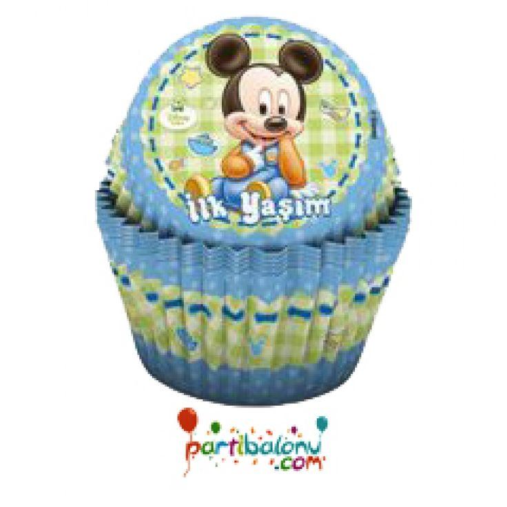 Baby Mickey Mouse Kek Kalıbı