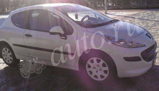 дизельки: Продажа Peugeot 207 1.4d MT (70 л.с.) в Смоленске