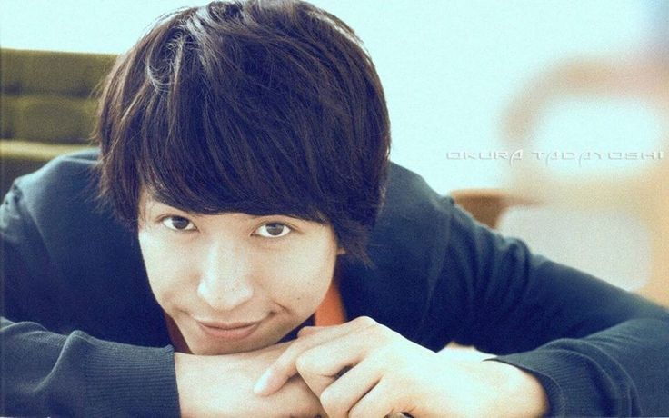 He is Tadayoshi Okura from the Japanese idol group . Kanjani eight !! I love him so much