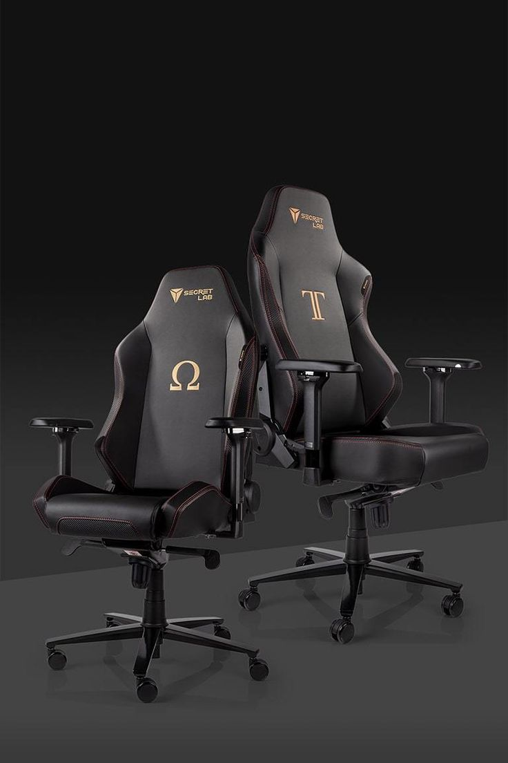 Experience the multiaward winning secretlab chairs