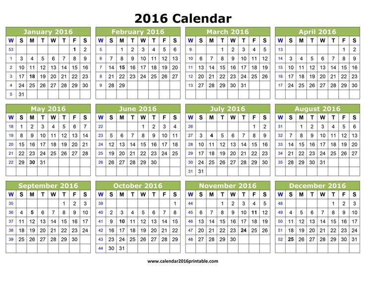 usable calendar template - 37 best 2017 calendar images on pinterest calendar life