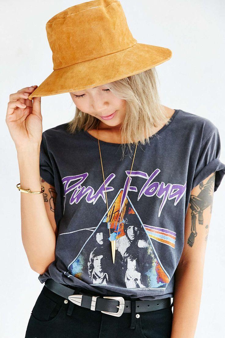 Junk Food Pink Floyd Prism Tee - Urban Outfitters