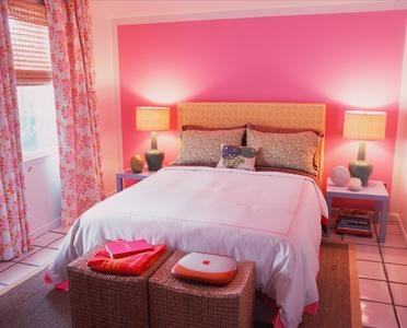 Pink Accent Wall best 25+ pink accent walls ideas on pinterest | pink accents, pink