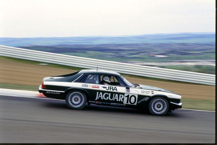 TWR Jaguar XJS- Bathurst 1985, Hahne and Goss