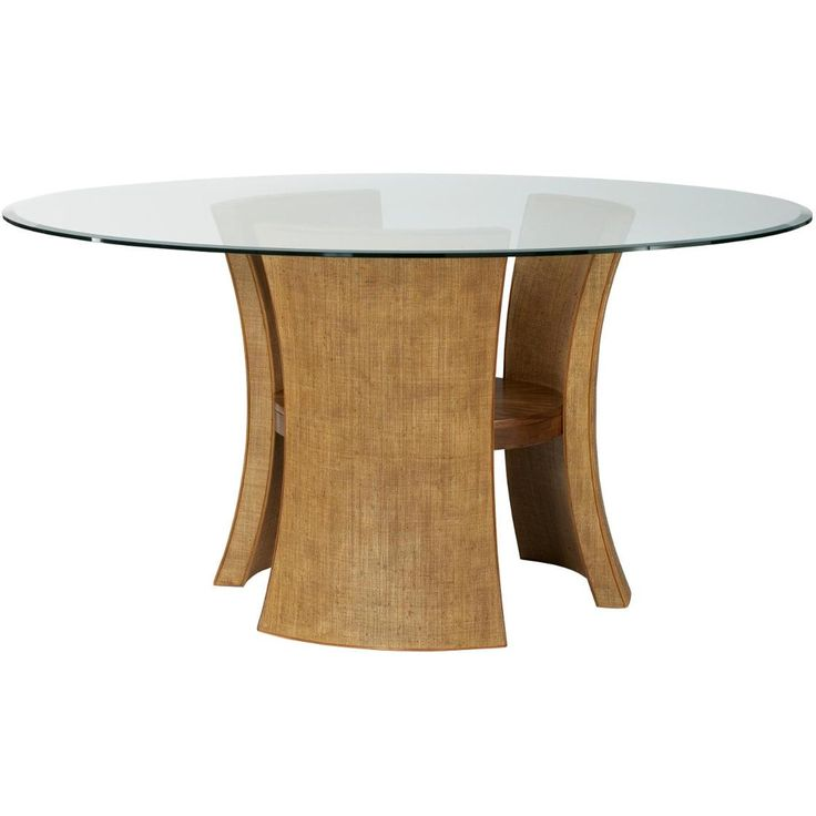 Grove Point Round Pedestal Dining Table by American Drew