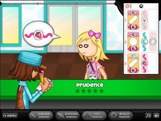 Papas Donuteria - Play Free At: http://flashgamesempire.blogspot.co.uk/2015/09/papas-donuteria.html