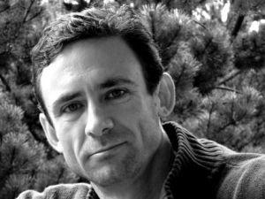 Novelist Chuck Palahniuk