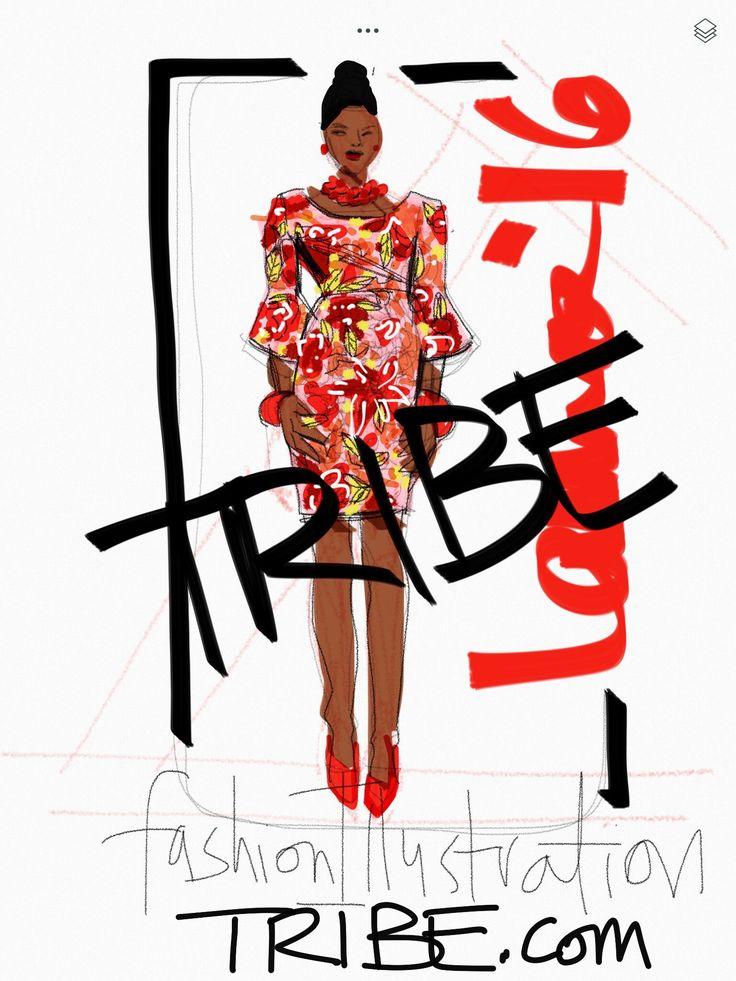 eveningwear fashion design illustration course
