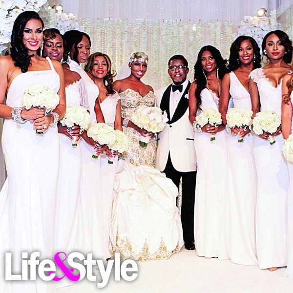 Inside Nene Leakes $1.8 Million Wedding (PHOTOS)