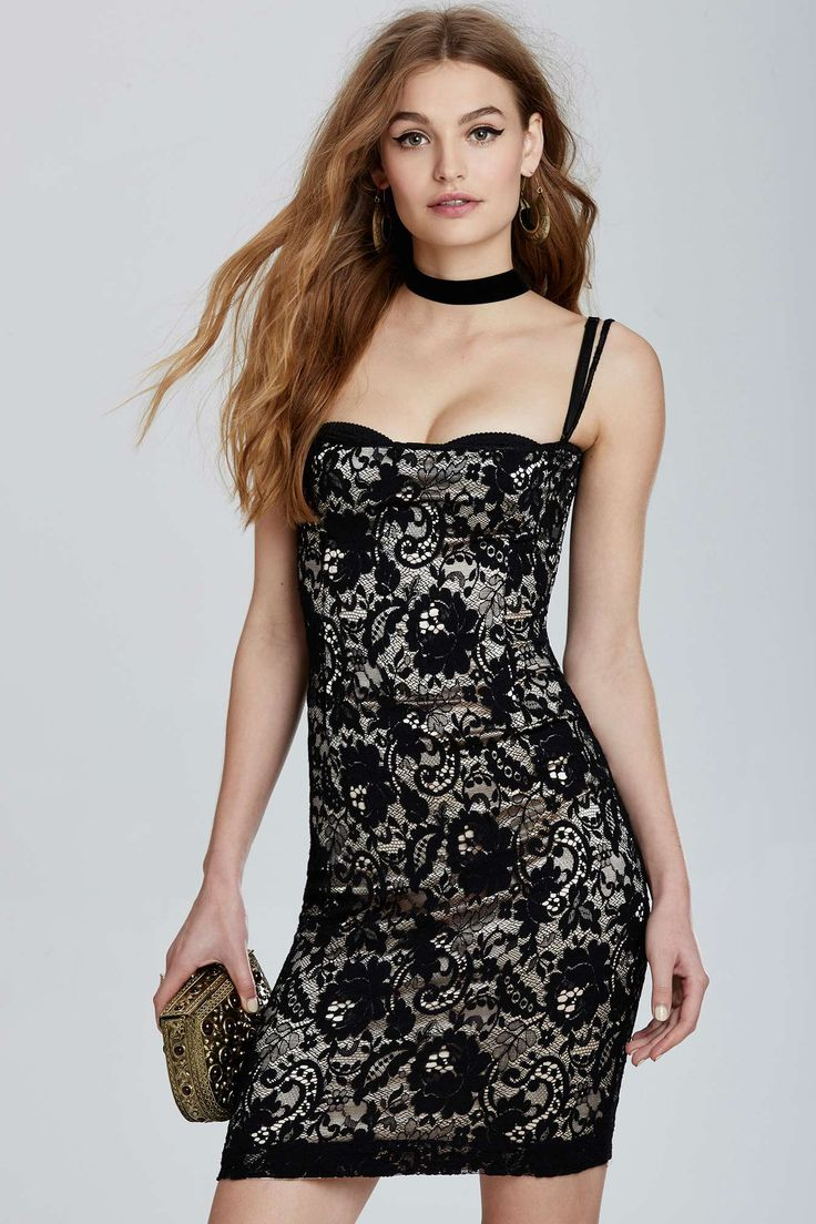 Vintage Dolce & Gabbana Scandicci Lace Dress