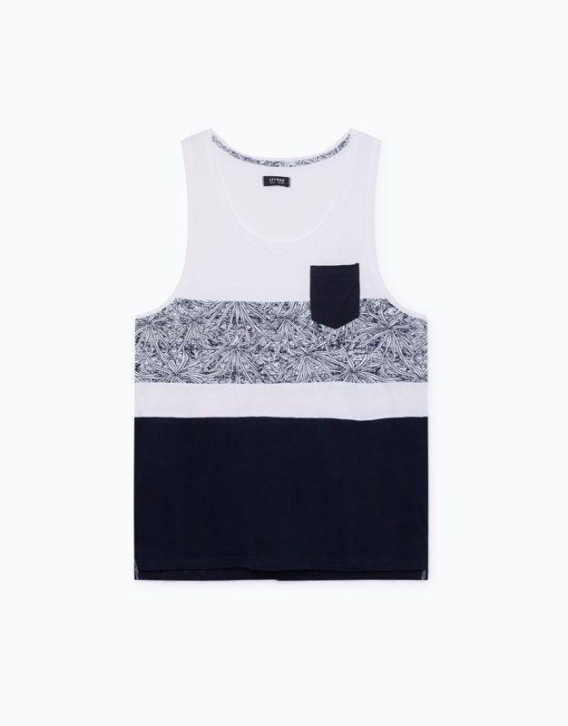 Sin En 2019Hombres Camiseta CamisetasRopa Camisetas Franjas Y 0wOk8nXP