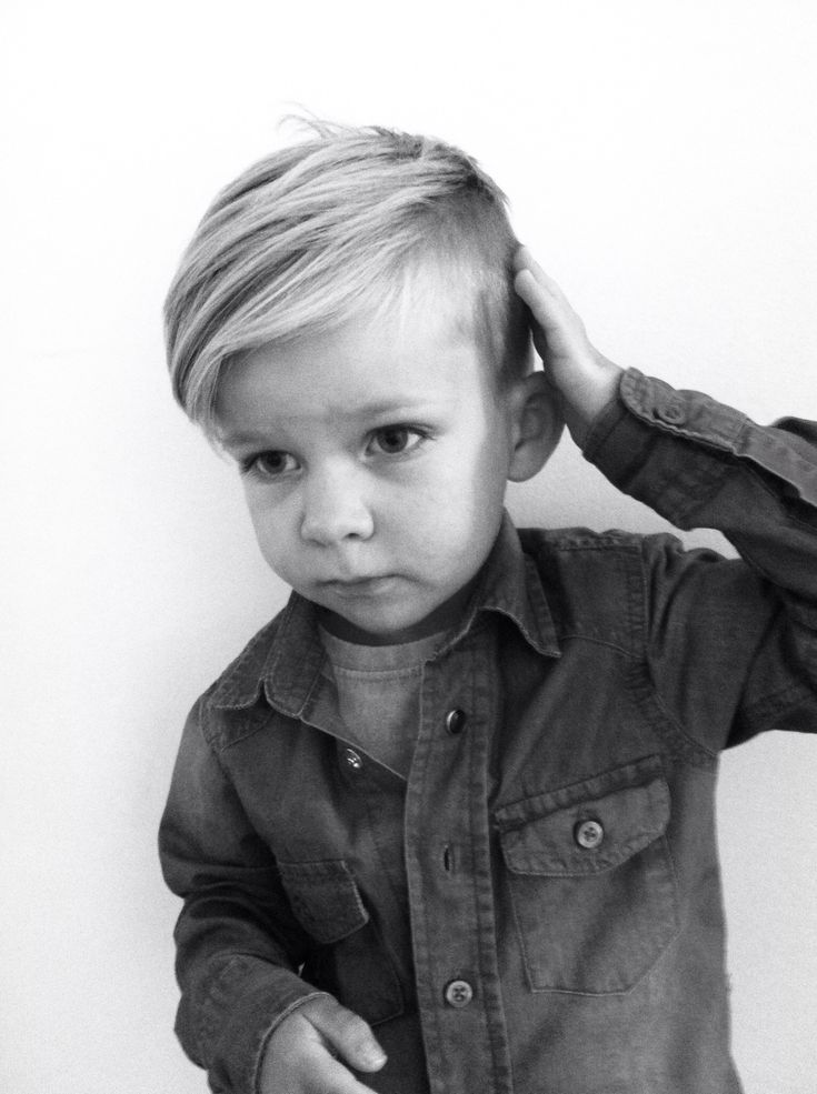 1000 ideas about Little Boy Haircuts on Pinterest